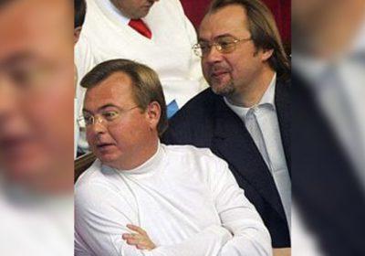 Брати Сергій та Олександр Буряк