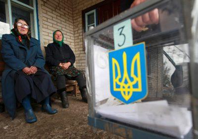 Дострокові парламентські та президентські вибори в Україні