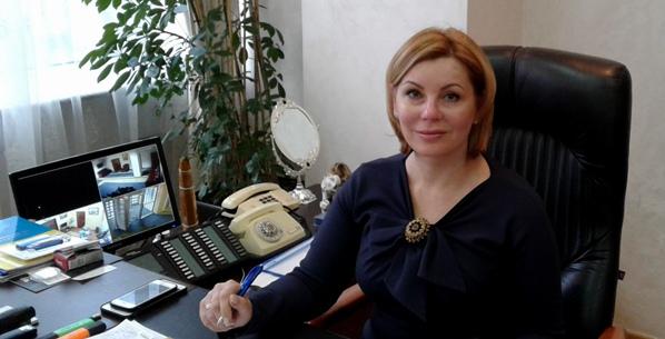 ДФС Людмила Демченко