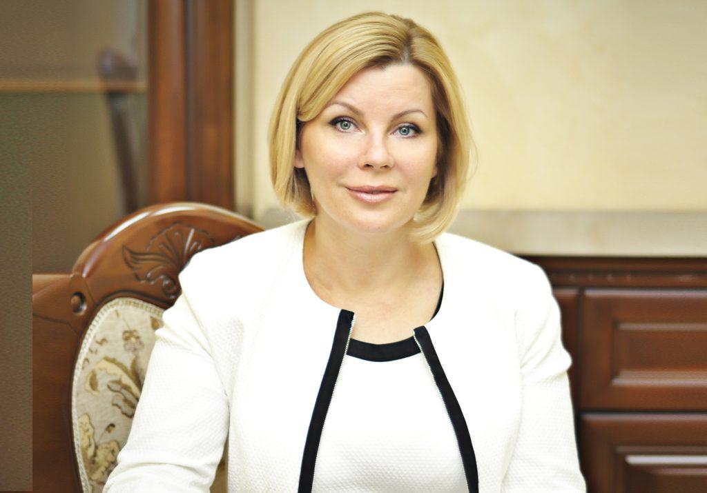 Очільниця ДФС Києва Людмила Демченко