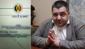 Грановський паспорт