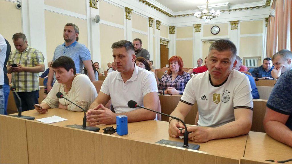 Анатолій Вертелецький підтримує бастуючих перевізників